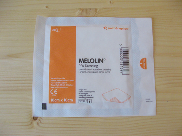 Melolin: Equine first aid advice at Parkside Equine Vets