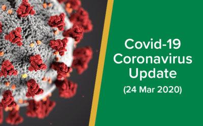Covid 19 - Coronavirus Announcement