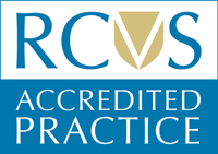 Parkside Vets are a Vet Practice with RCVS Accreditation