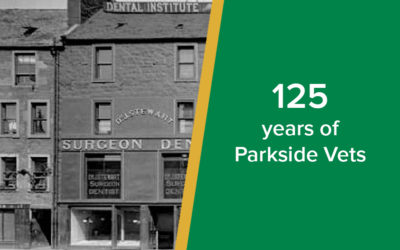 125 Years of Parkside Vets