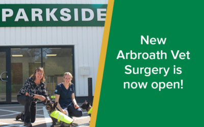 New Arbroath Vet Surgery now open!