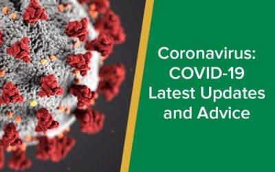 Coronavirus: COVID-19 Update - 1st July 2020